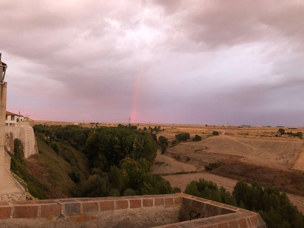 Storm again