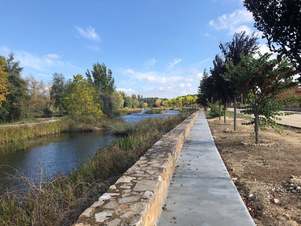 Crossing the River Terra