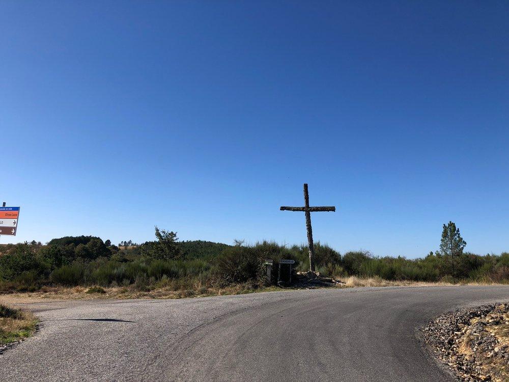 Cross for pilgrims