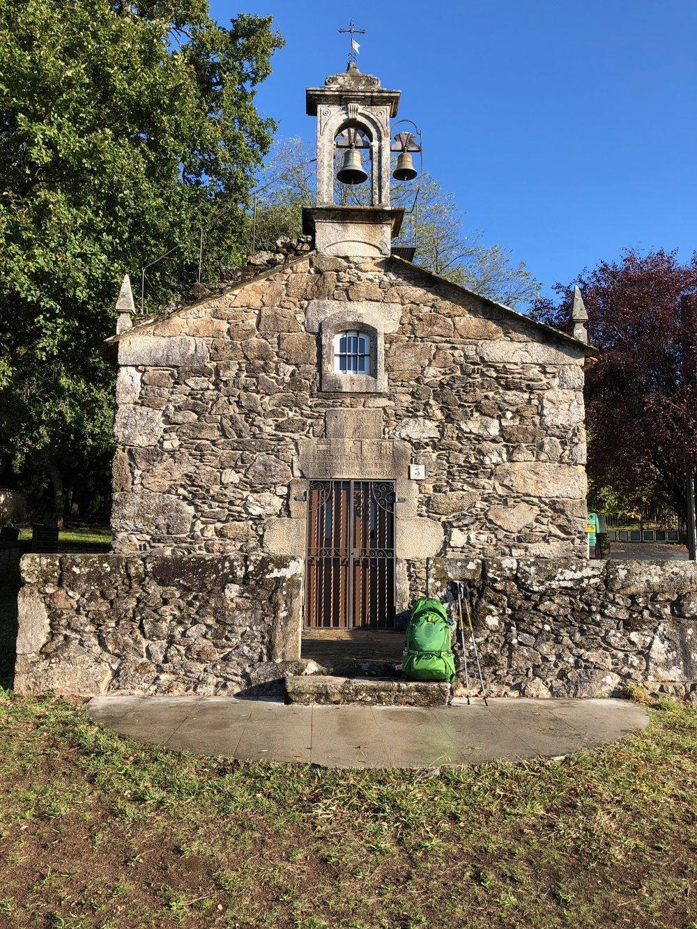 Chapel of Santiago,