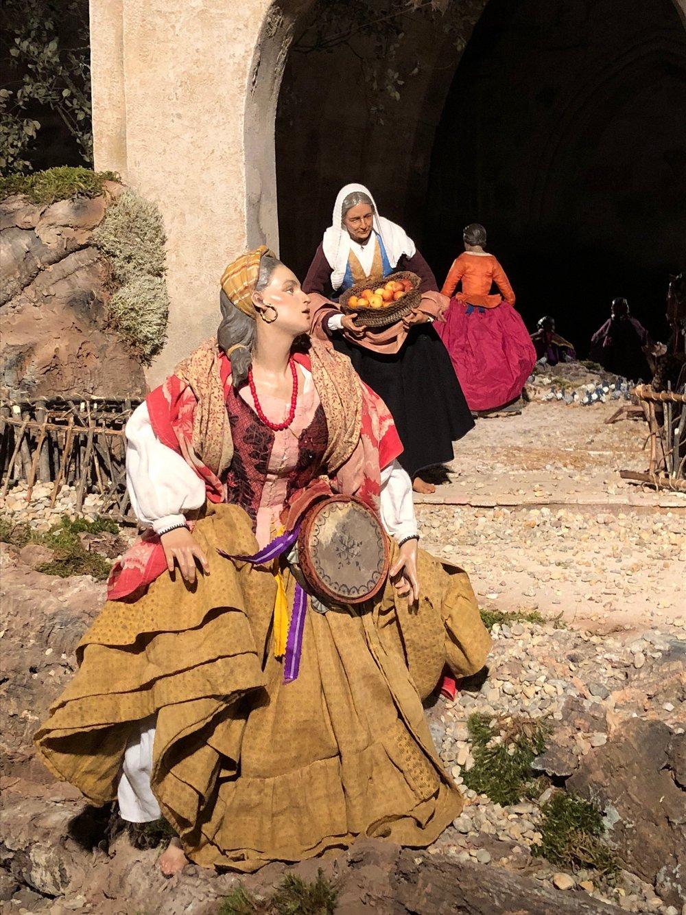 Women of the village