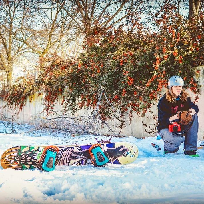 Alec Odette - Powe. Snowboards