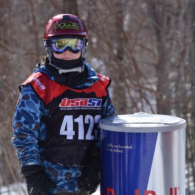 Marley Rider Begins - Powe. Snowboards