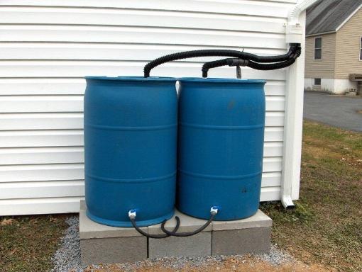 Rain Barrels - This Week's Green Tip - Powe. Snowboards - Burlington, VT