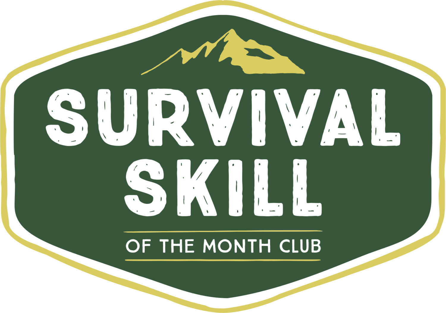 Survival Skill of the Month Club