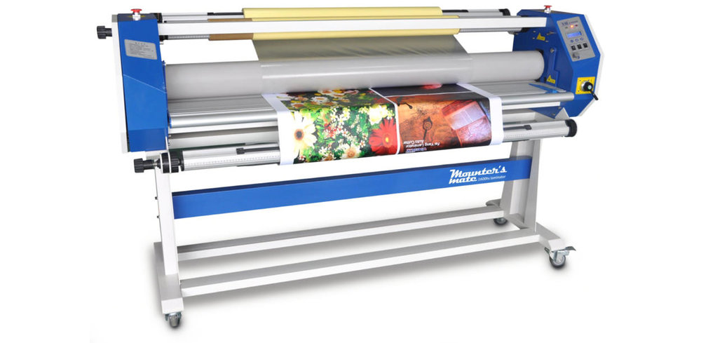 Wide format laminator - Mounter's Mate 1600hs