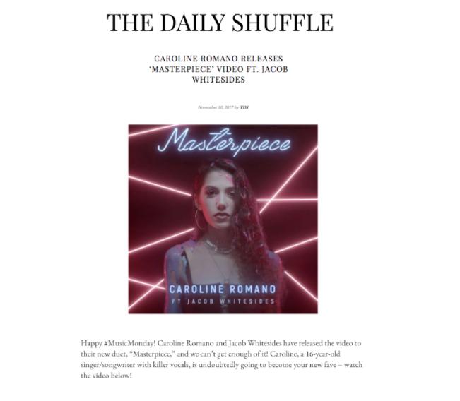 The Daily Shuffle