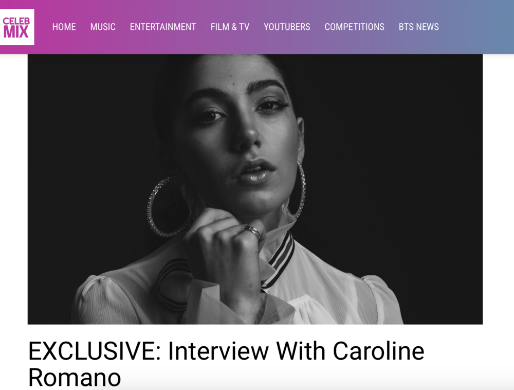 Celebmix - Interview Feature