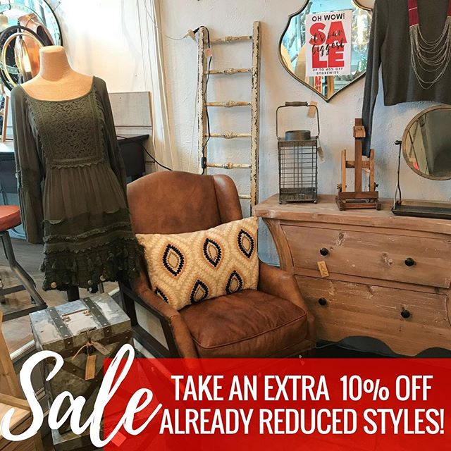 Call it the luck of the Irish- we are taking an EXTRA 10% OFF already discounted prices! This weekend only! Offer expires Sunday 3/18 *Some exclusions apply #biggestsaleever #luckoftheirish #morediscounts #finalsale  #shopgentlyuponthisearth #houseandcloset #fairtrade #organicliving #reclaimed #sustainablefashion #ecofriendly #Shopsmallbusiness #ppb #pointpleasantbeach #arnoldave #jerseyshore #upcycled #shopgently #shoplocal