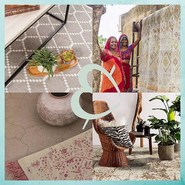 Rugs for every design aesthetic. Behind the loom, our artisan made rugs help impact entrepreneurship, sustainable livelihood & social intervention, and tap into the creative capacity of those in society who have so far remained under represented.  #knowyourartisan #artisanoriginals#weaverdesigner #handknotted #rugs #madeinruralindia#jaipurrugs