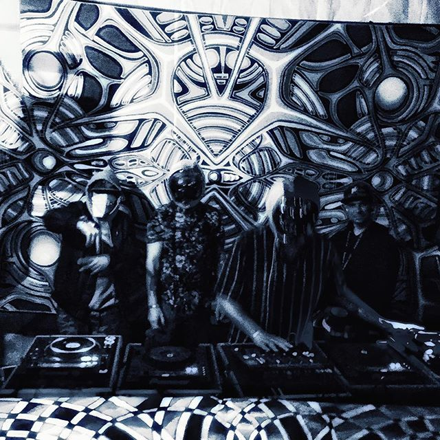 #mobbin the @galactichobos set at #Valhalla #music #festival #2018  #funk #bass #breaks #massive #chunes #killinit #wicked #set