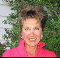 Author, Leigh Crane-Freeman