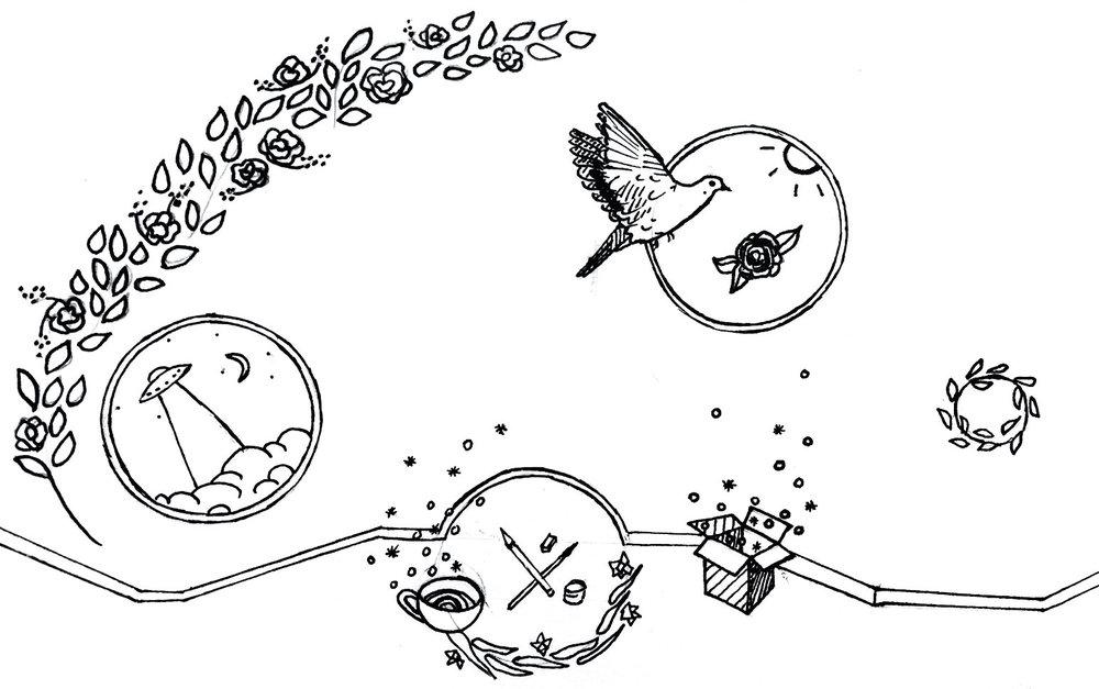 Cara's Doodles