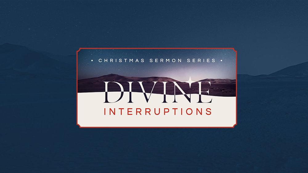 Divine Interruptions