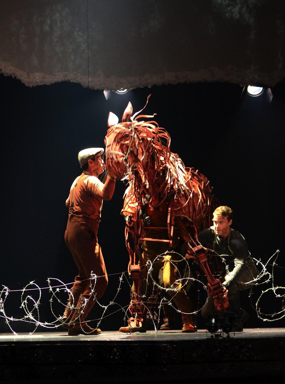WAR HORSE (1st National Tour)