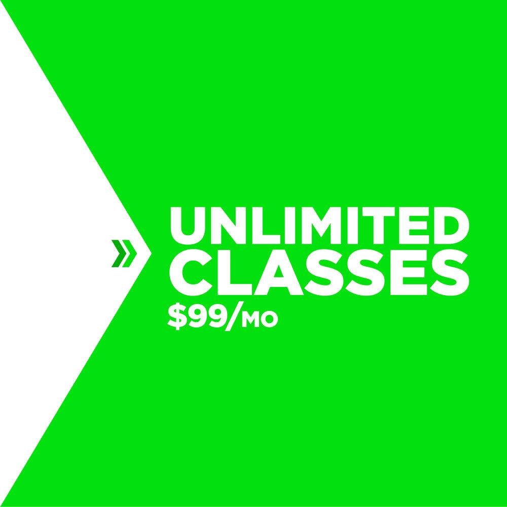 CCFIT Unlimited 99