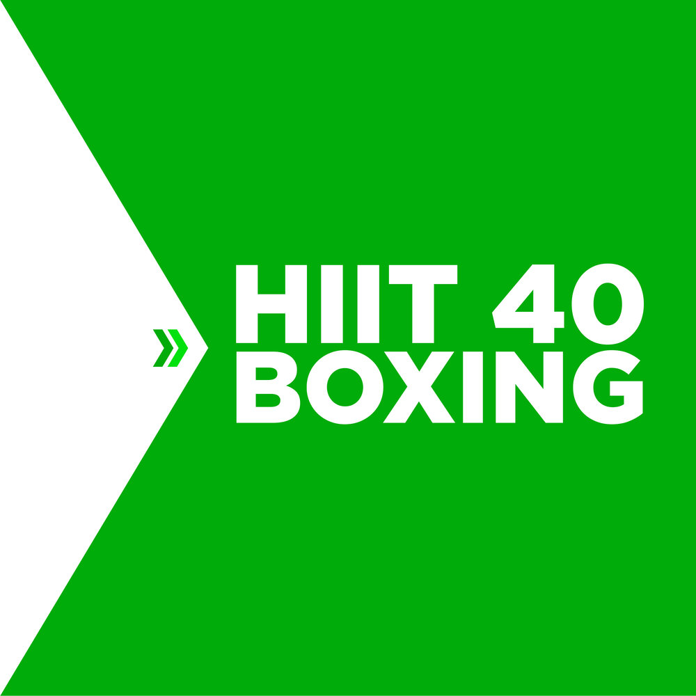 CCFIT HIIT40 Boxing