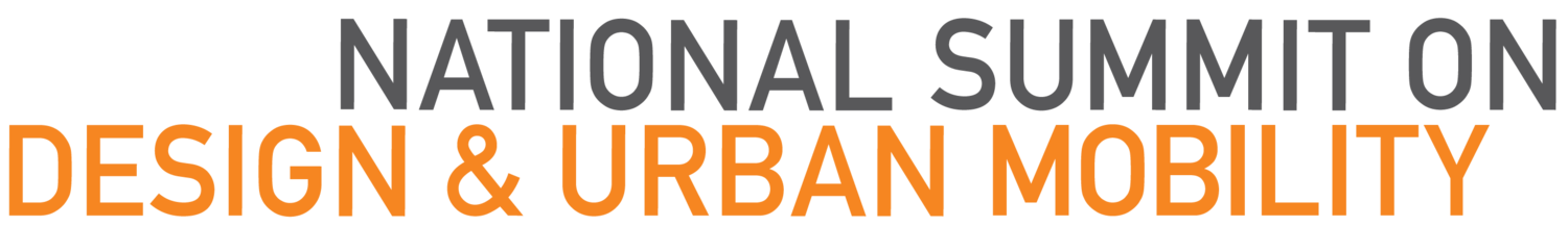 National Summit on Design & Urban Mobility