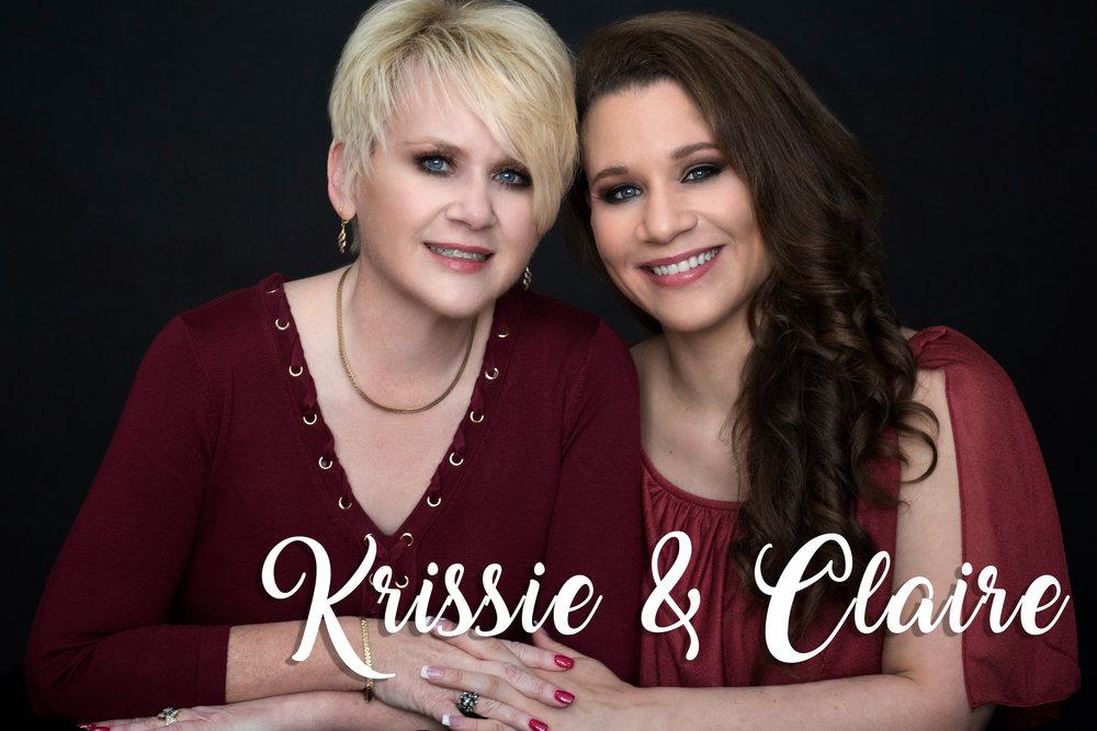 Krissie & Claire