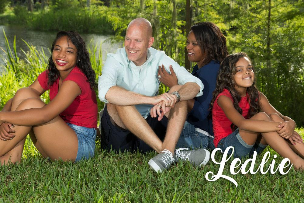 Ledlie Family