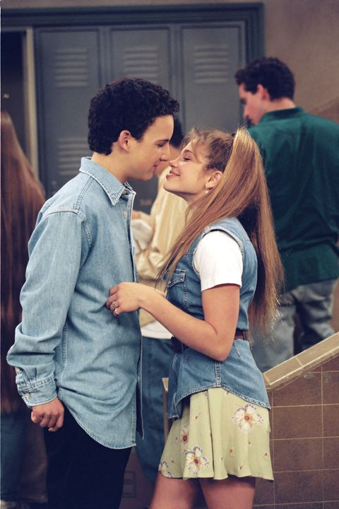Would Cory and Topanga made it as a non-monogamous couple, I wonder?