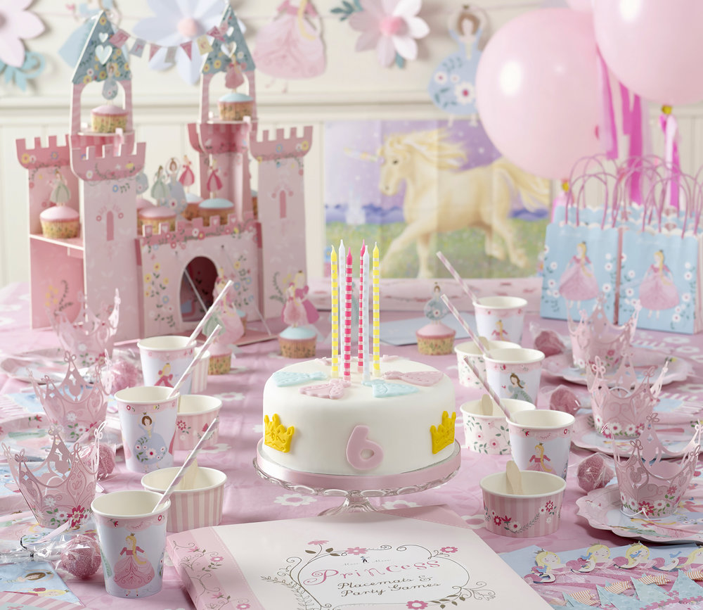 Childrens-Princess-Party