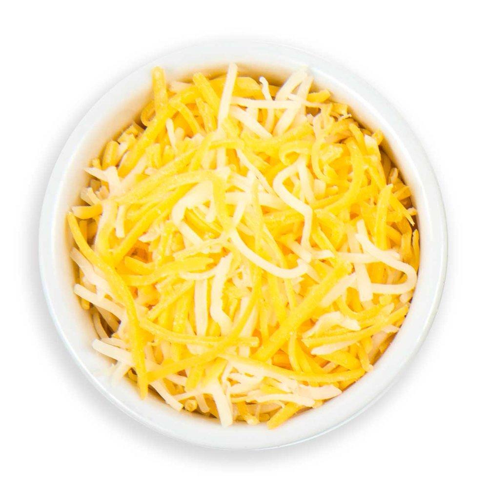 Cheese (White , Cheddar , Feta )
