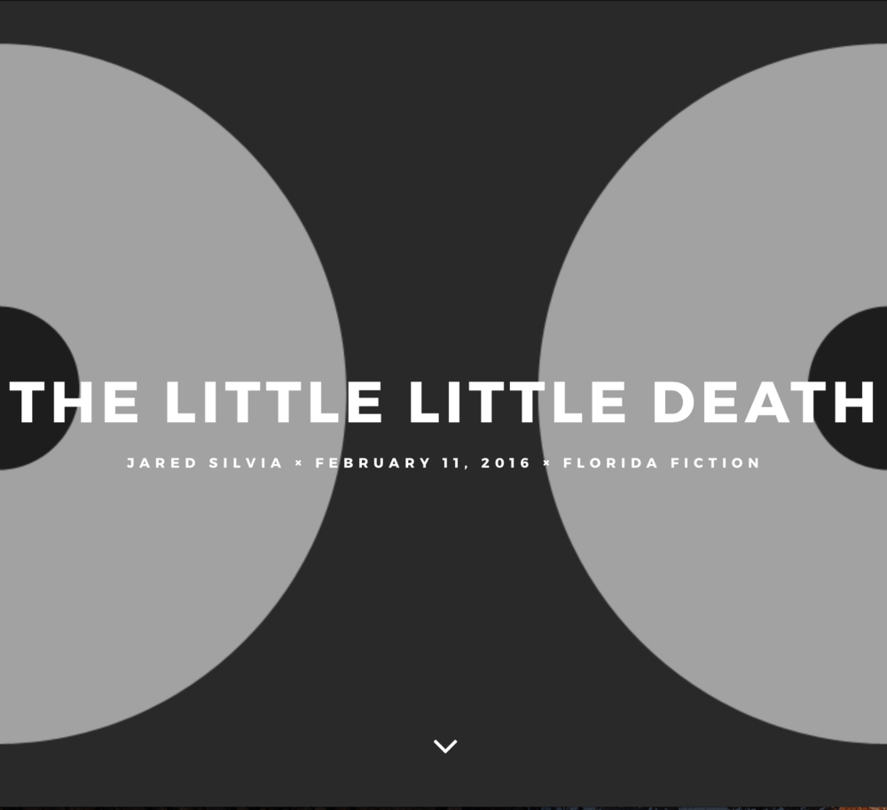 "Fantastic Floridas | ""The Little Little Death"""
