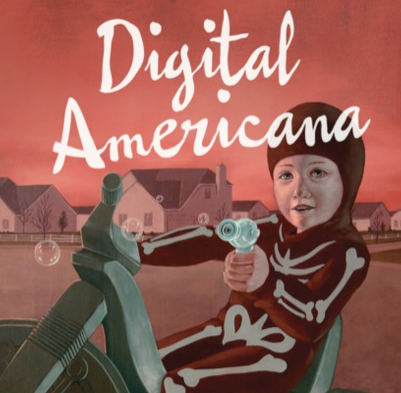 "Digital Americana | ""Antiques"""