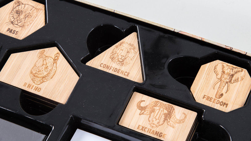 Rhino The Game tokens