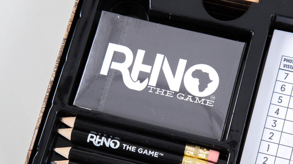 Rhino The Game® Card Deck