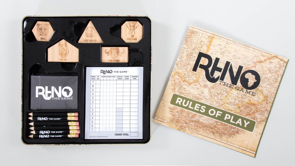 Rhino The Game® Heritage Edition