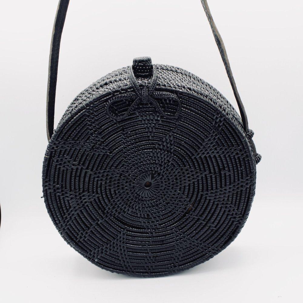 THE BLACK ATA BAG - £55