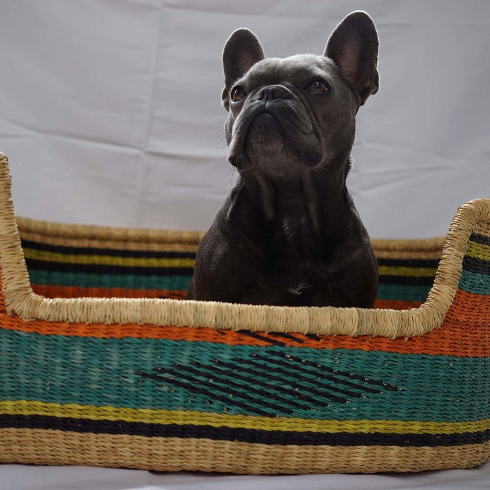 ISSA DOG BASKET- LARGESize: 76cm x 50cm x 28cm Approx - £140