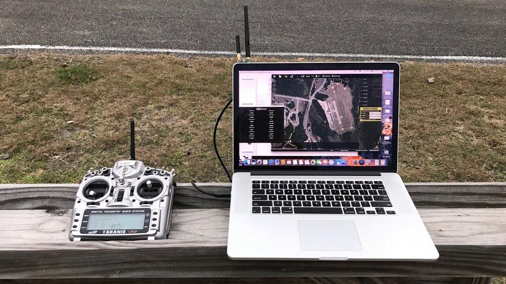UAV Ground Station