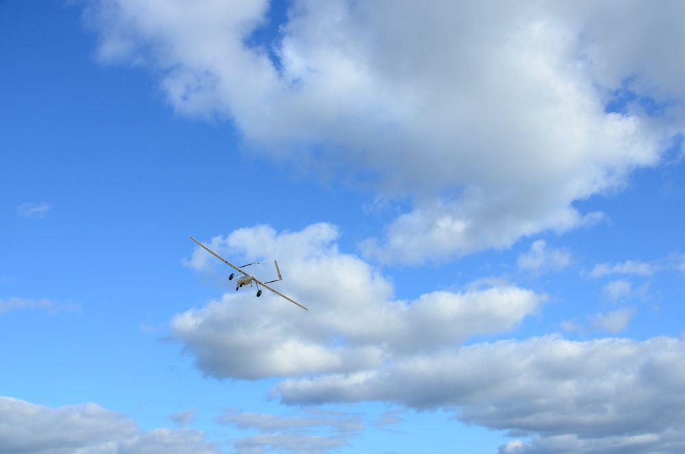 The Albatross UAV from Applied Aeronautics