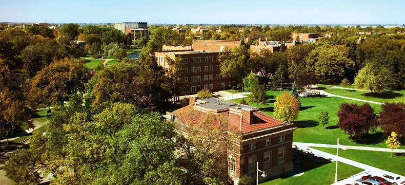University of North Dakota -
