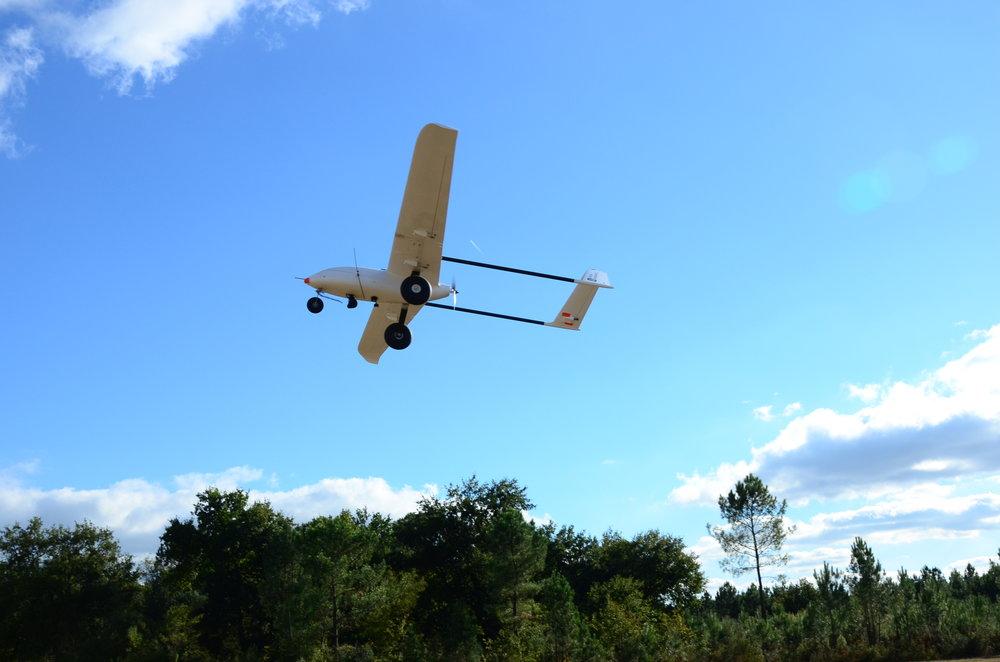 Transport Canada Compliant Albatross UAV