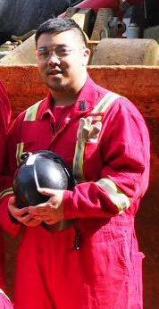 Six Man     Sean Fong   First time competing at the BC Mine Rescue and First Aid Competition in Kimberley, BC.