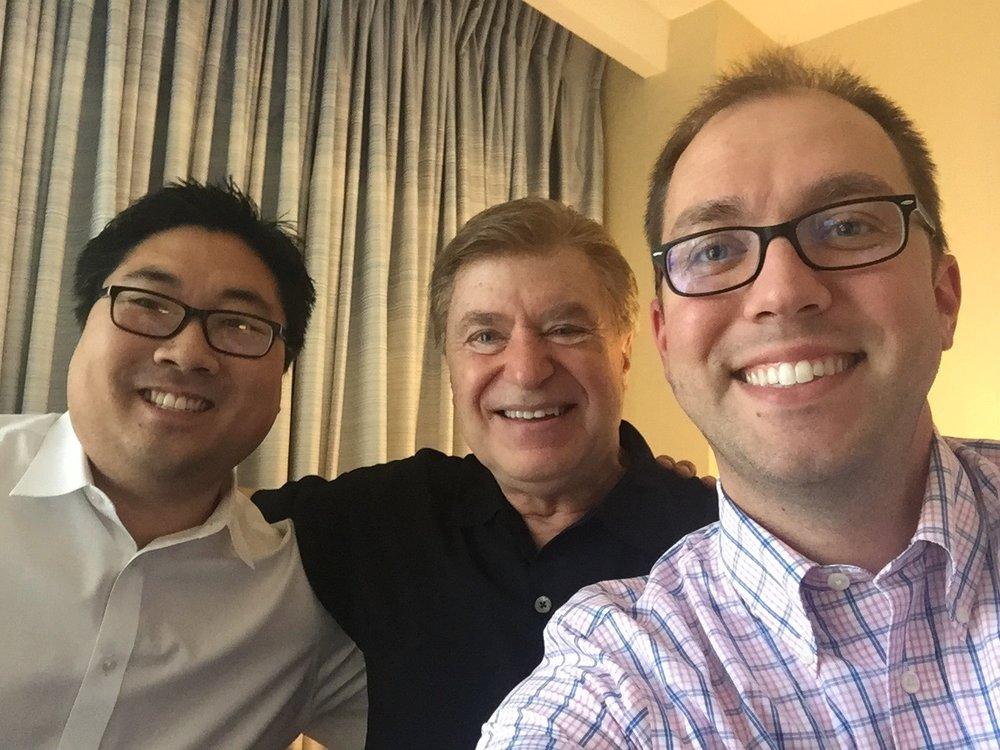Zack Stachowski, Dan Schutte, Matt Reichert (NPM 2018)