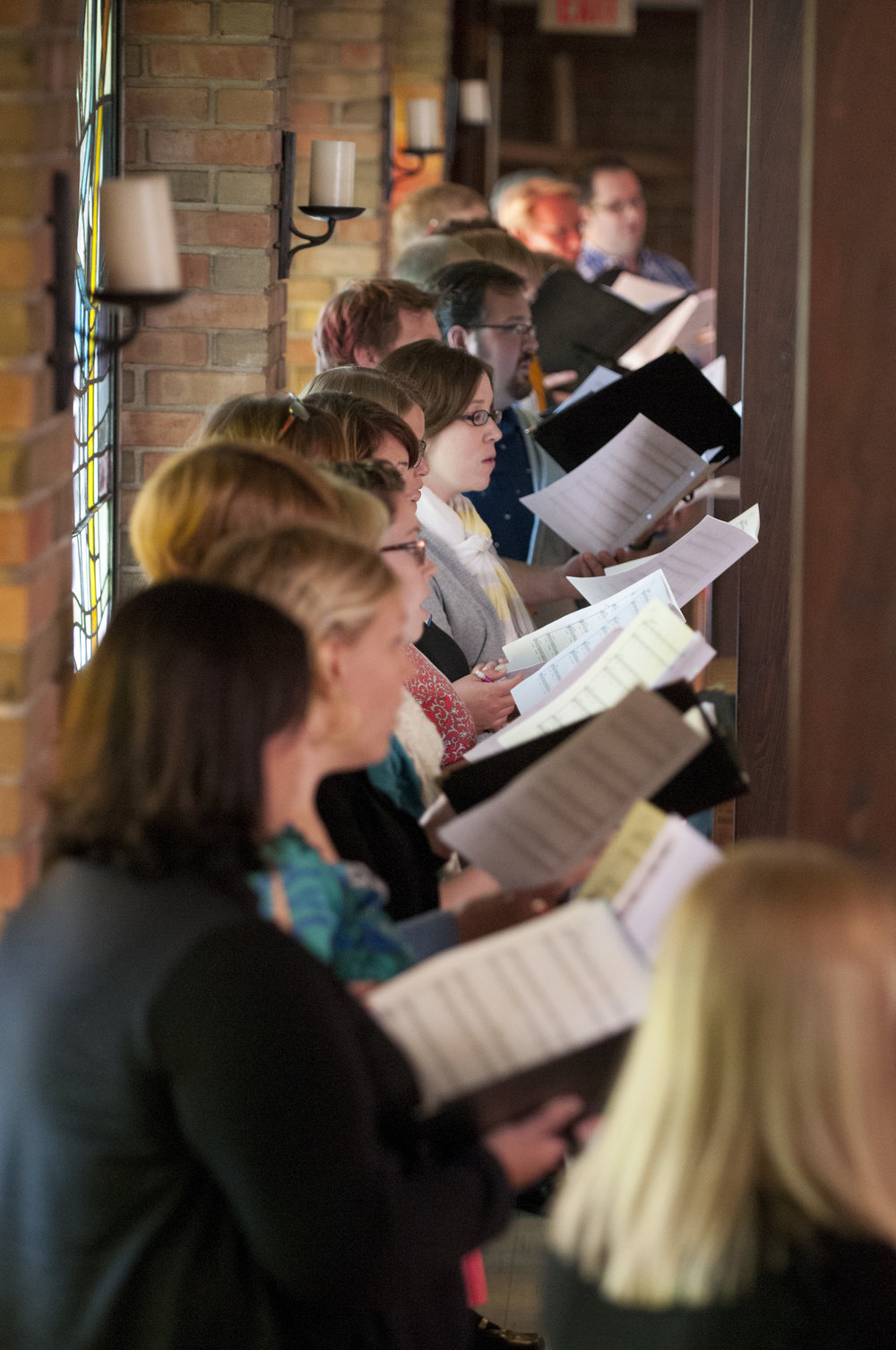 Support the Choir -