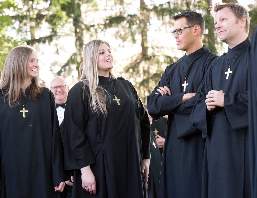 Growing the Heritage of Sacred Choral Music -