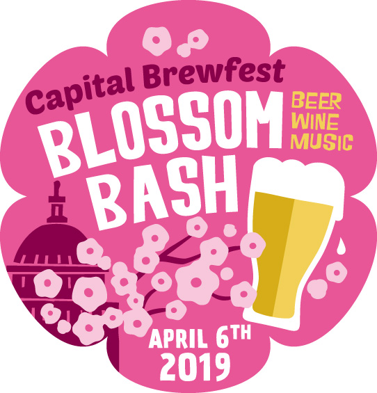 Capital BrewFest Blossom Bash • Beer Wine & Music Festival