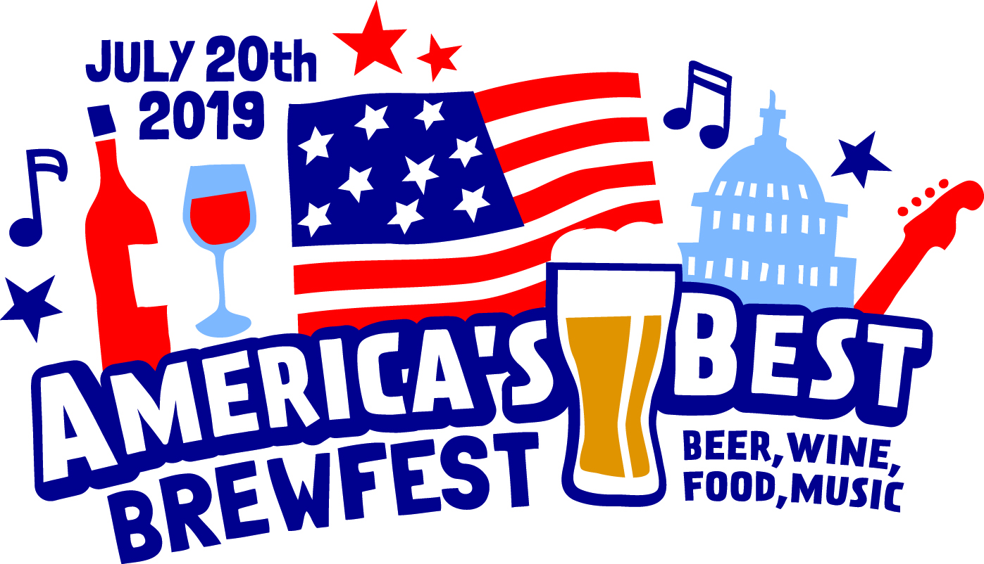 AMERICA'S BEST! Brew Fest • Beer Wine & Music Festival • July 20th, 2019