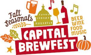 Capital Brewfest: Fall Seasonals Beer, Wine & Music Festival • October 19th, 2019 • Washington, DC