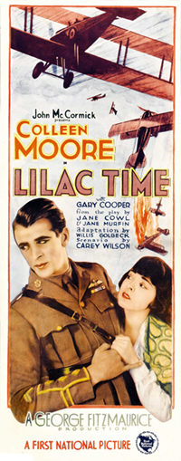 The very first film to screen at the Capitol Theatre on December 10, 1928.