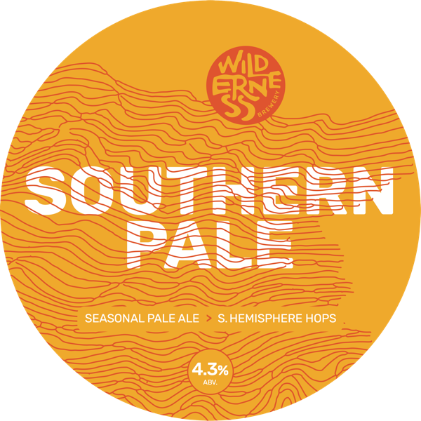 Southern Pale - Seasonal Pale Ale dry hopped with Aus/NZ hops4.3% ABVCask, keg & bottle