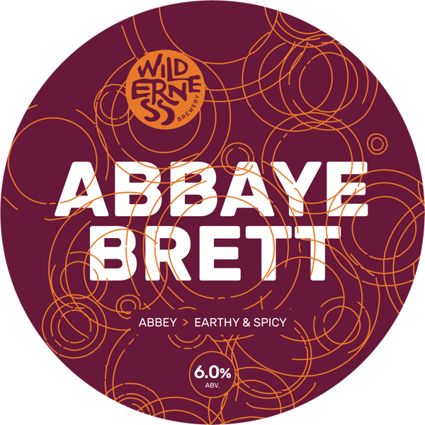 Abbaye Brett - Earthy Belgian golden ale with subtle funk6.0% ABVKeg & coming soon, bottle