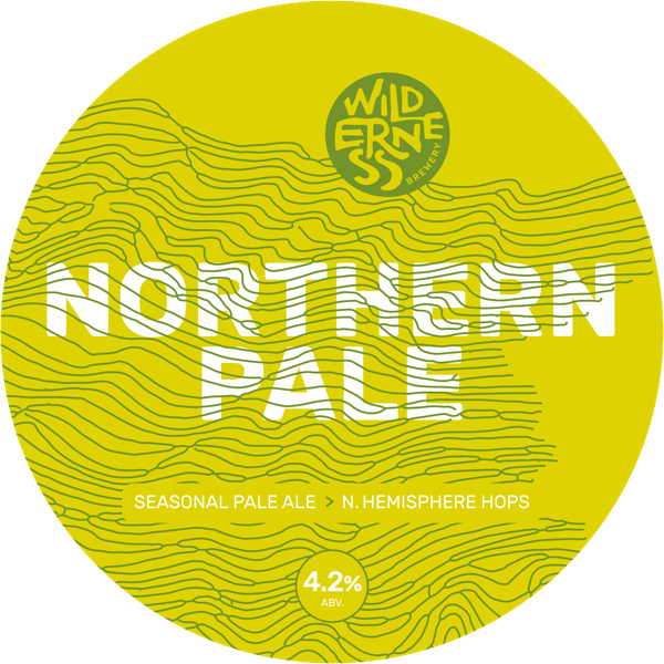 Northern Pale - Seasonal Pale Ale dry hopped with US hops4.2% ABVCask, keg & bottle