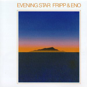 Vinyl Pairing:  Fripp & Eno – Evening Star (1975) - A seminal album in ambiance. This album really helped me when I had trouble sleeping. Evening Star is the second output from legendary record producer, Brian Eno, and King Crimson guitarist, Robert Fripp. Together they pioneered a genre using tape delay & looping techniques to construct peaceful, lingering soundscapes.